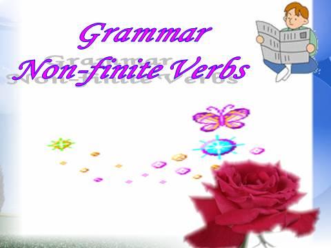 动词 ing形式可以作状语,在句中表示时间 原因 结果 条件 让步 行为